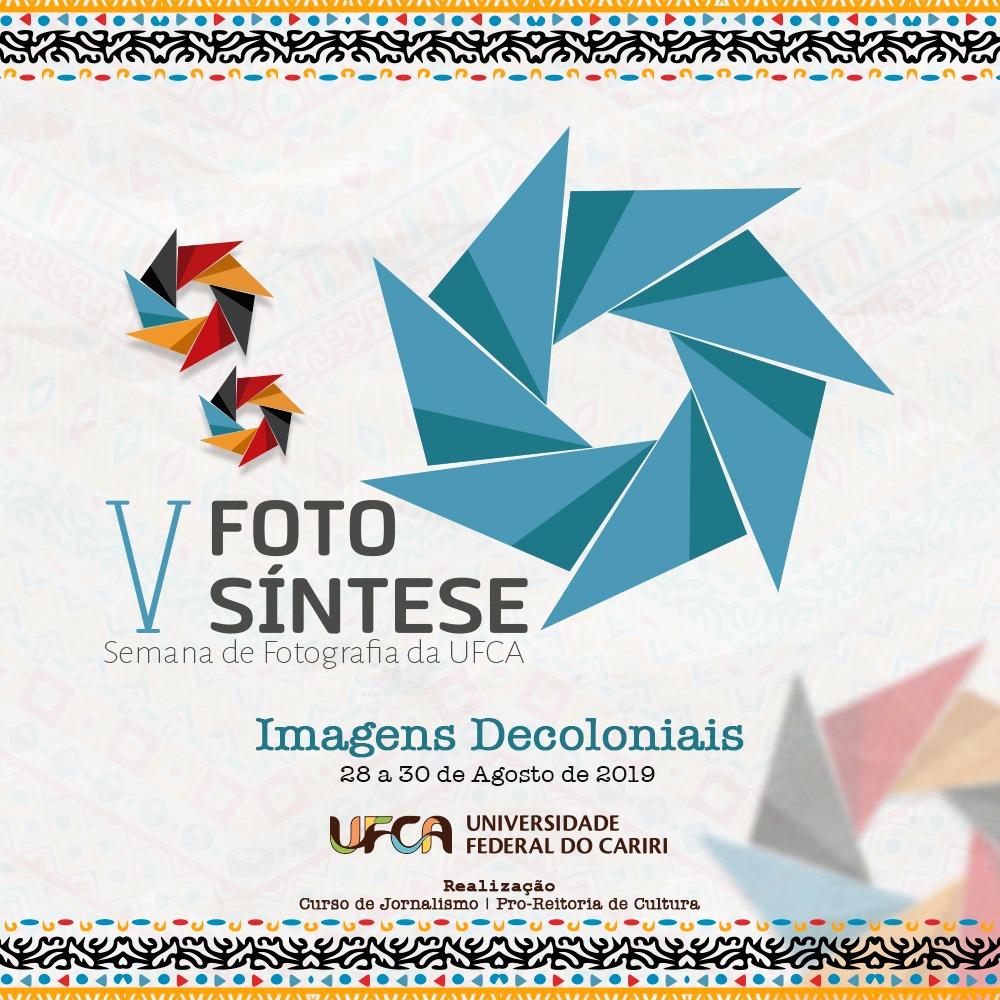 O Foto Síntese é um evento anual, realizado desde o ano de 2015 pela Universidade Federal do Cariri (UFCA), através da Pró-Reitoria de Cultura (PROCULT) em parceria com o curso de Jornalismo da UFCA, e o Centro Cultural Banco do Nordeste (CCBNB).