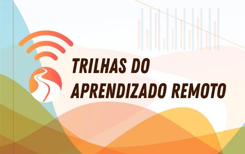 Logo do Projeto Trilhas do Aprendizado Remoto